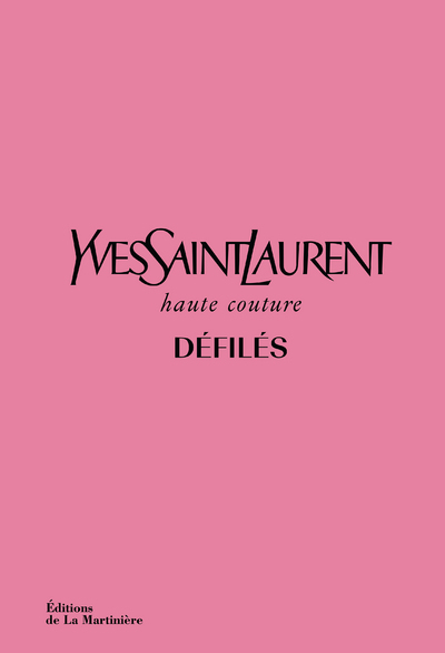 YVES SAINT LAURENT DEFILES HAUTE COUTURE