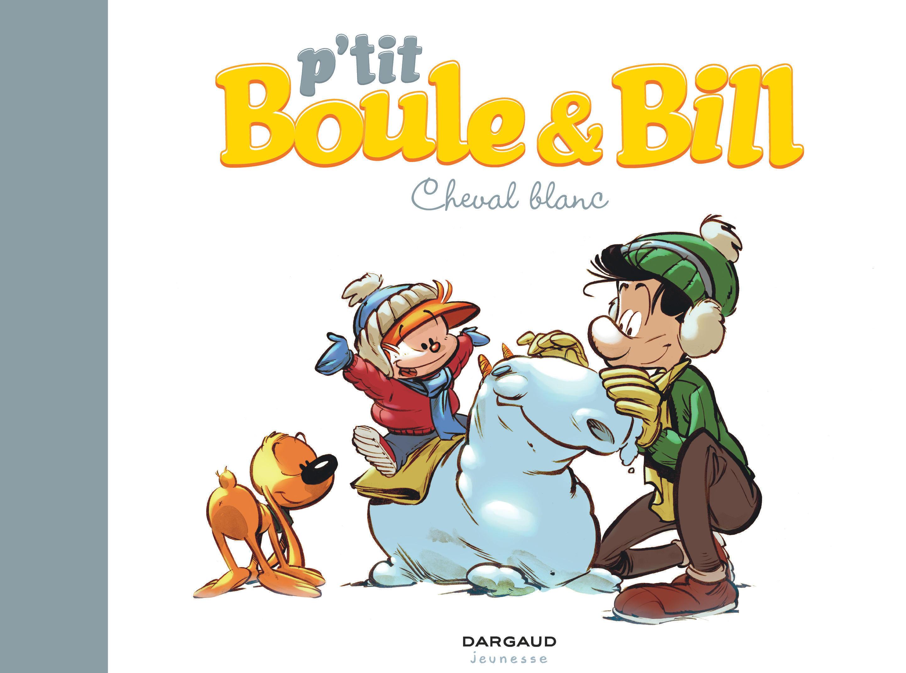 P'TIT BOULE & BILL T5 - BOULE ET BILL PETIT FORMAT