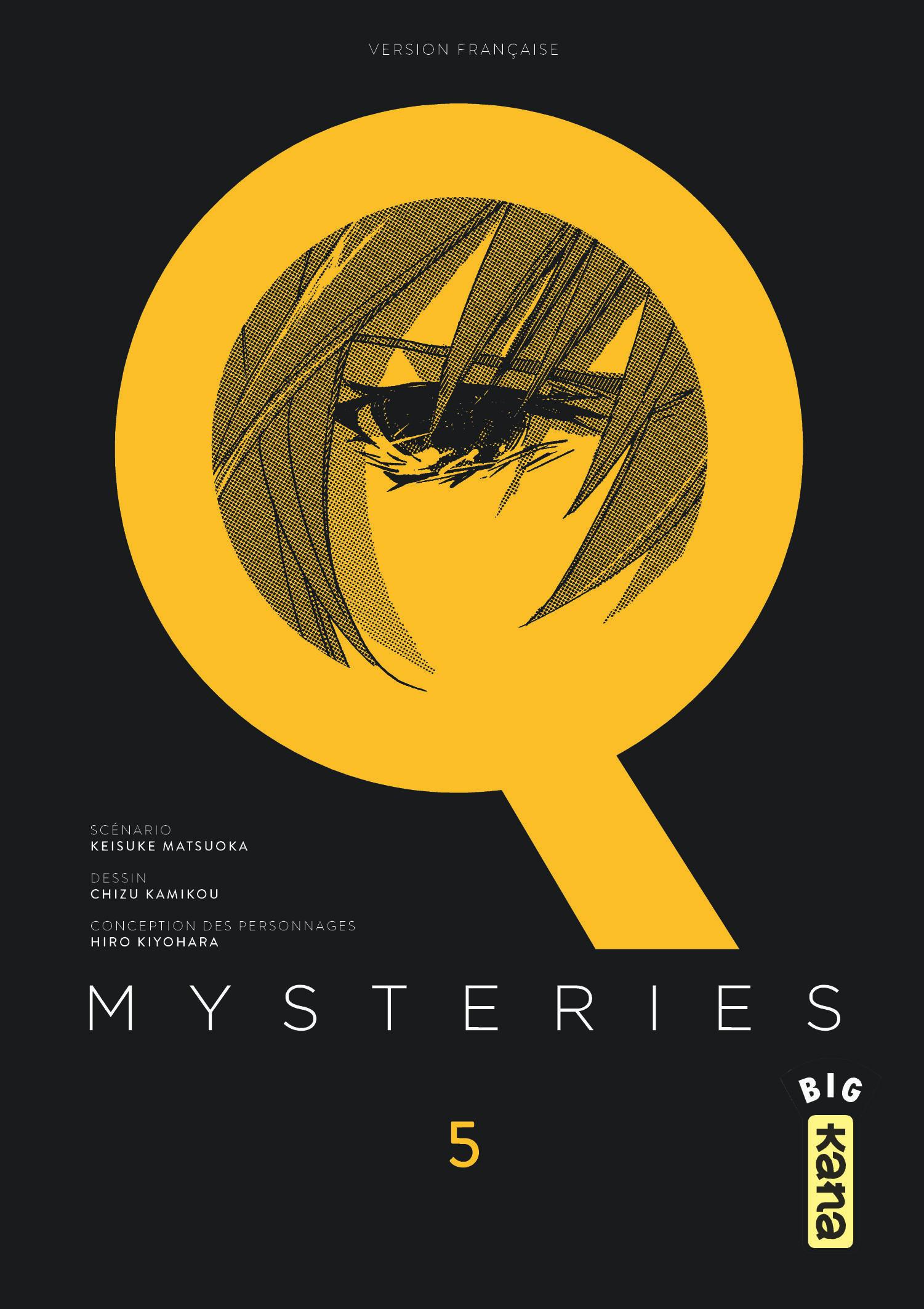 Q MYSTERIES T5