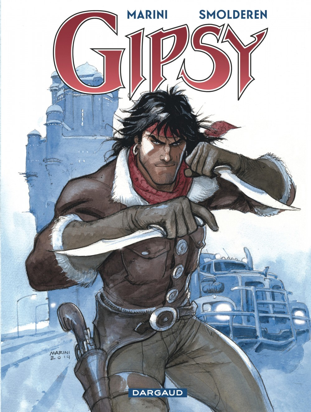 GIPSY (INTEGRALE) - GIPSY - INTEGRALES - TOME 0 - GIPSY - INTEGRALE COMPLETE