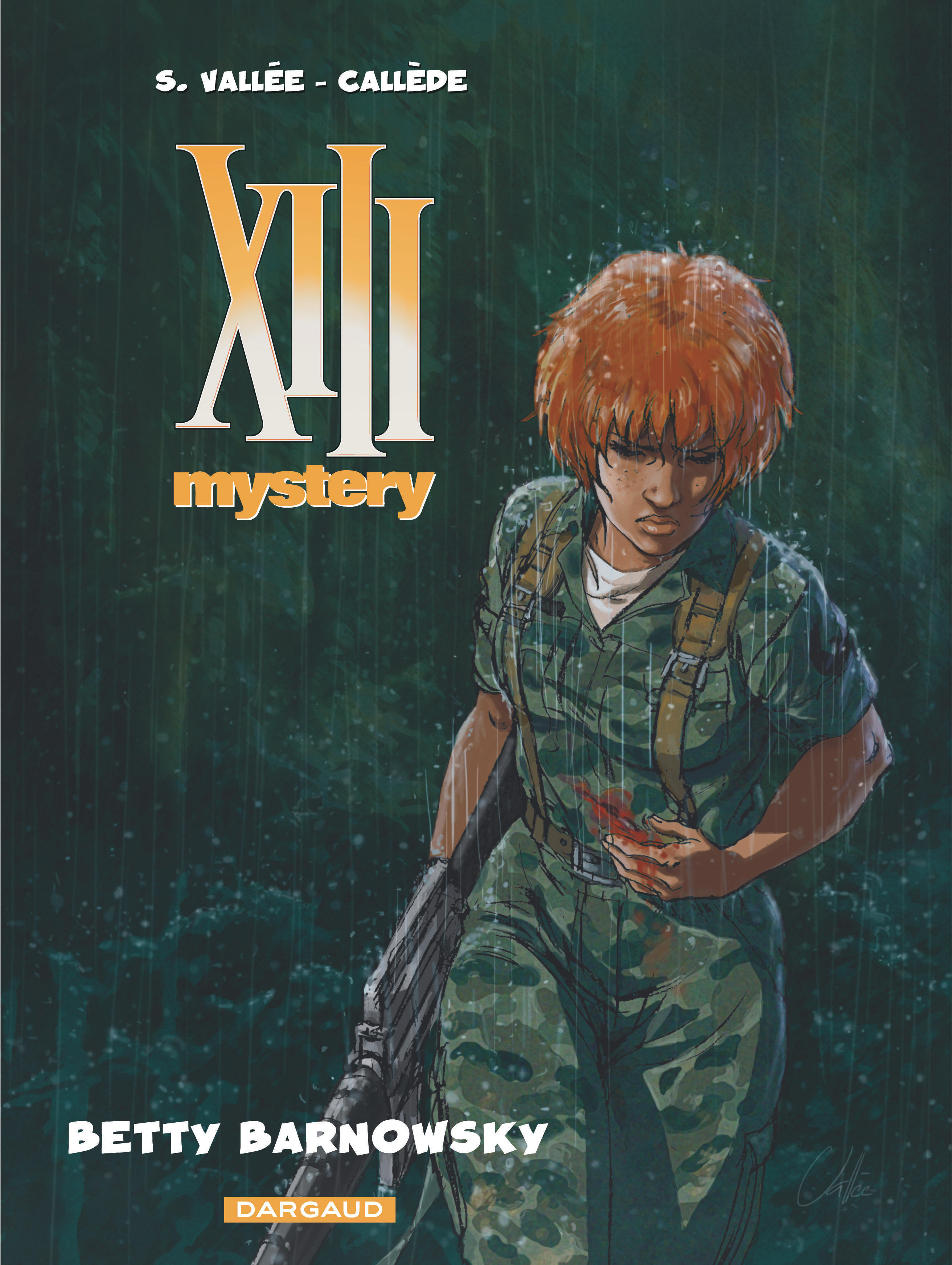 XIII MYSTERY - T7 - BETTY BARNOWSKY