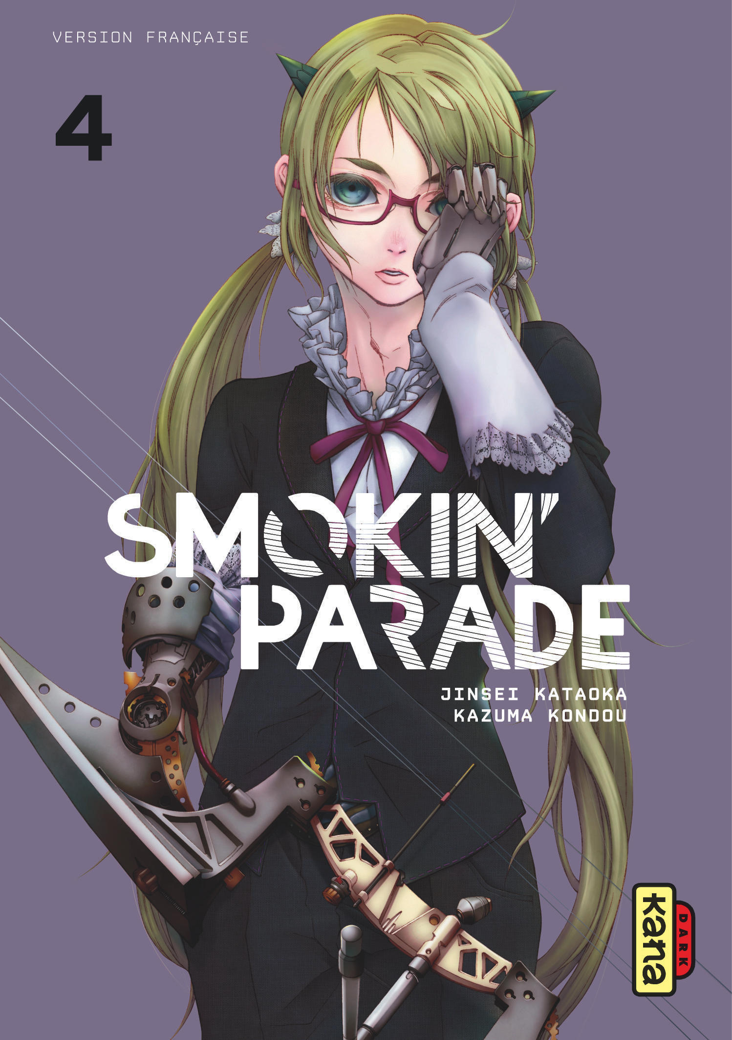 SMOKIN' PARADE, TOME 4