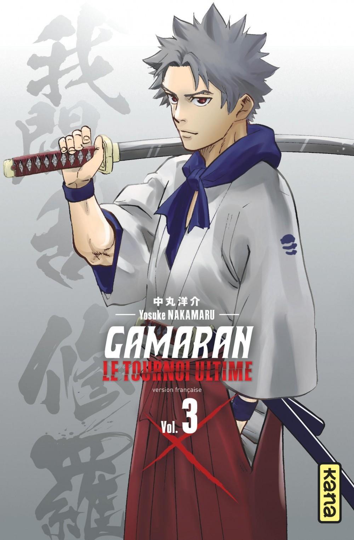 GAMARAN - LE TOURNOI ULTIME, TOME 3