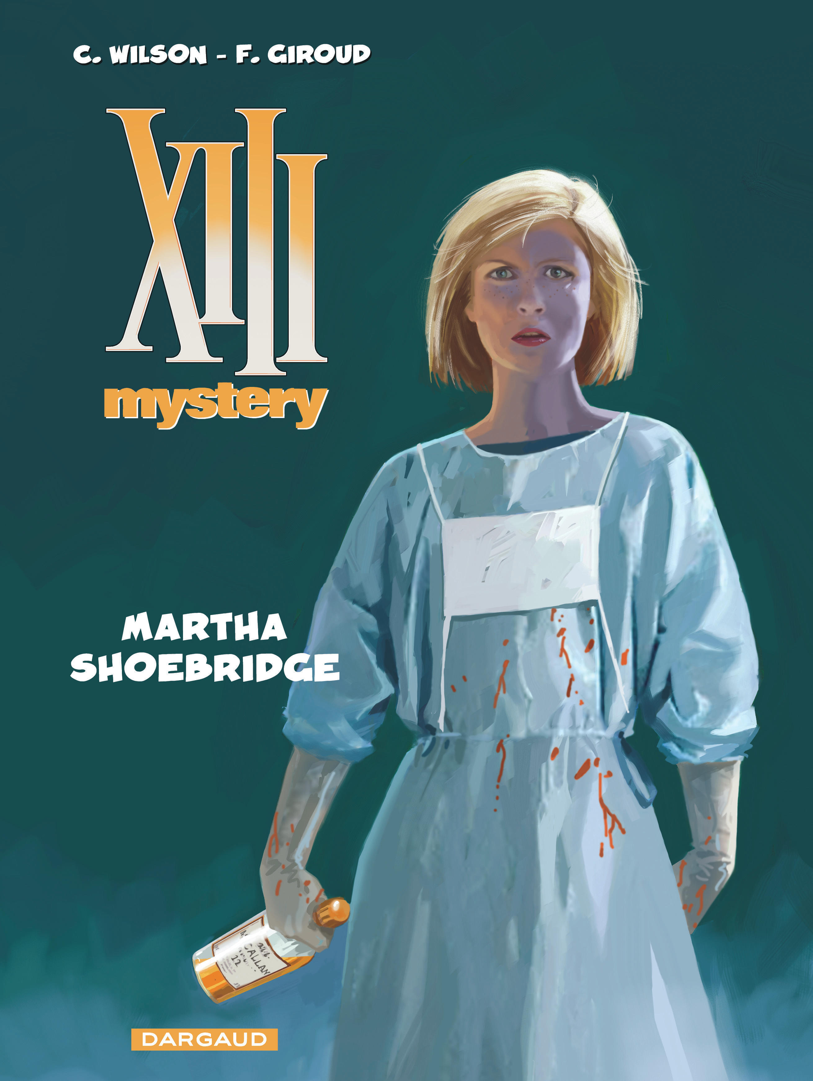 XIII MYSTERY - T8 - MARTHA SHOEBRIDGE