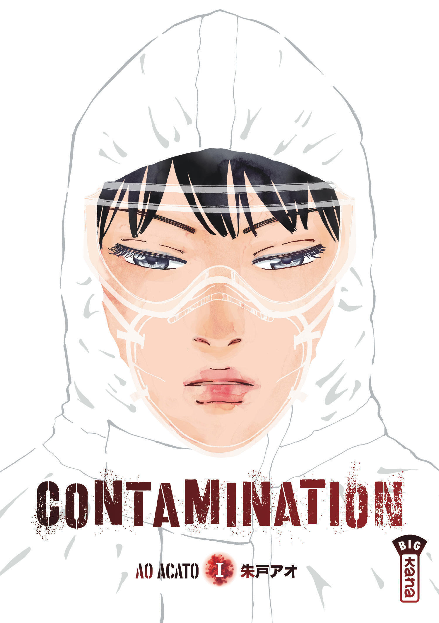 CONTAMINATION, TOME 1