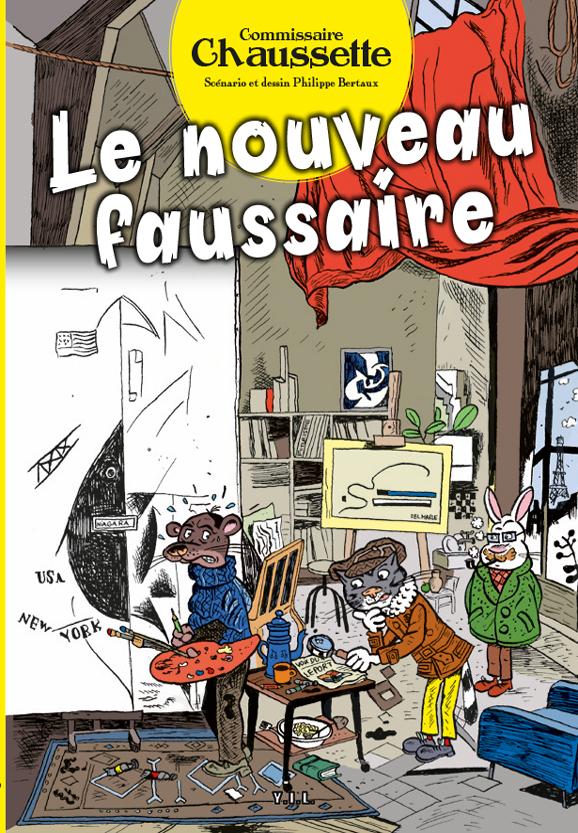 COMMISSAIRE CHAUSSETTE LE NOUVEAU FAUSSAIRE