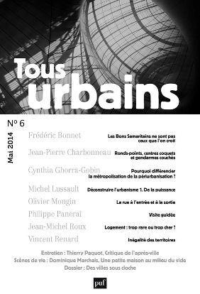 TOUS URBAINS N  6 (2014)