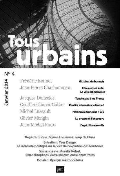 TOUS URBAINS N  4 (2013)