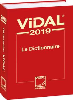 DICTIONNAIRE VIDAL 2019 (95. ED.)