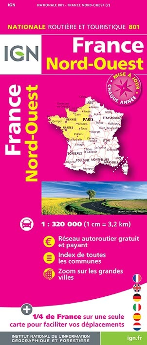 1M801 FRANCE NORD-OUEST 2019