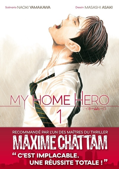 MY HOME HERO - TOME 1 - VOL1