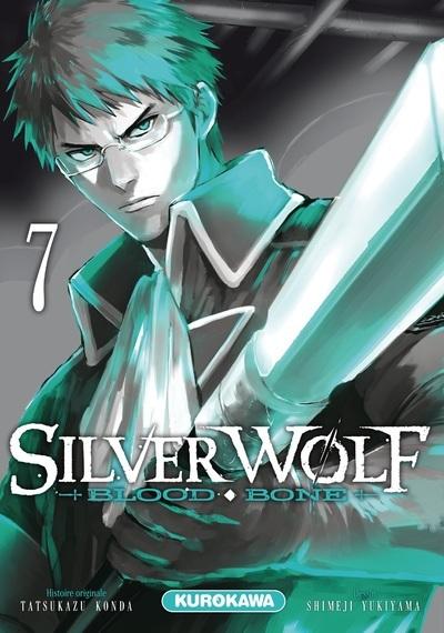 SILVER WOLF - BLOOD BONE - TOME 7 - VOLUME 07