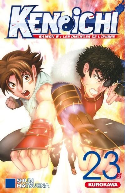 KEN-ICHI SAISON 2 - TOME 23