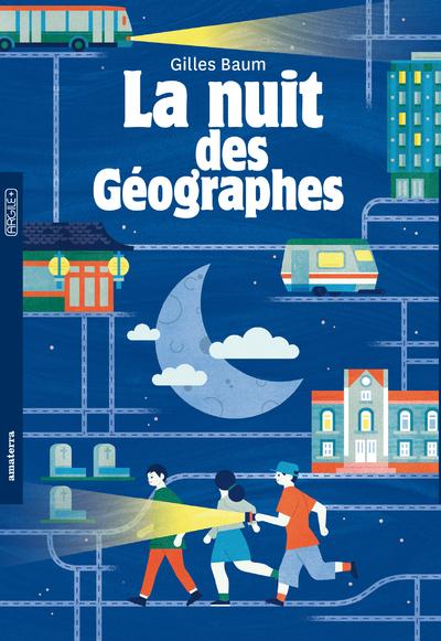 LA NUIT DES GEOGRAPHES