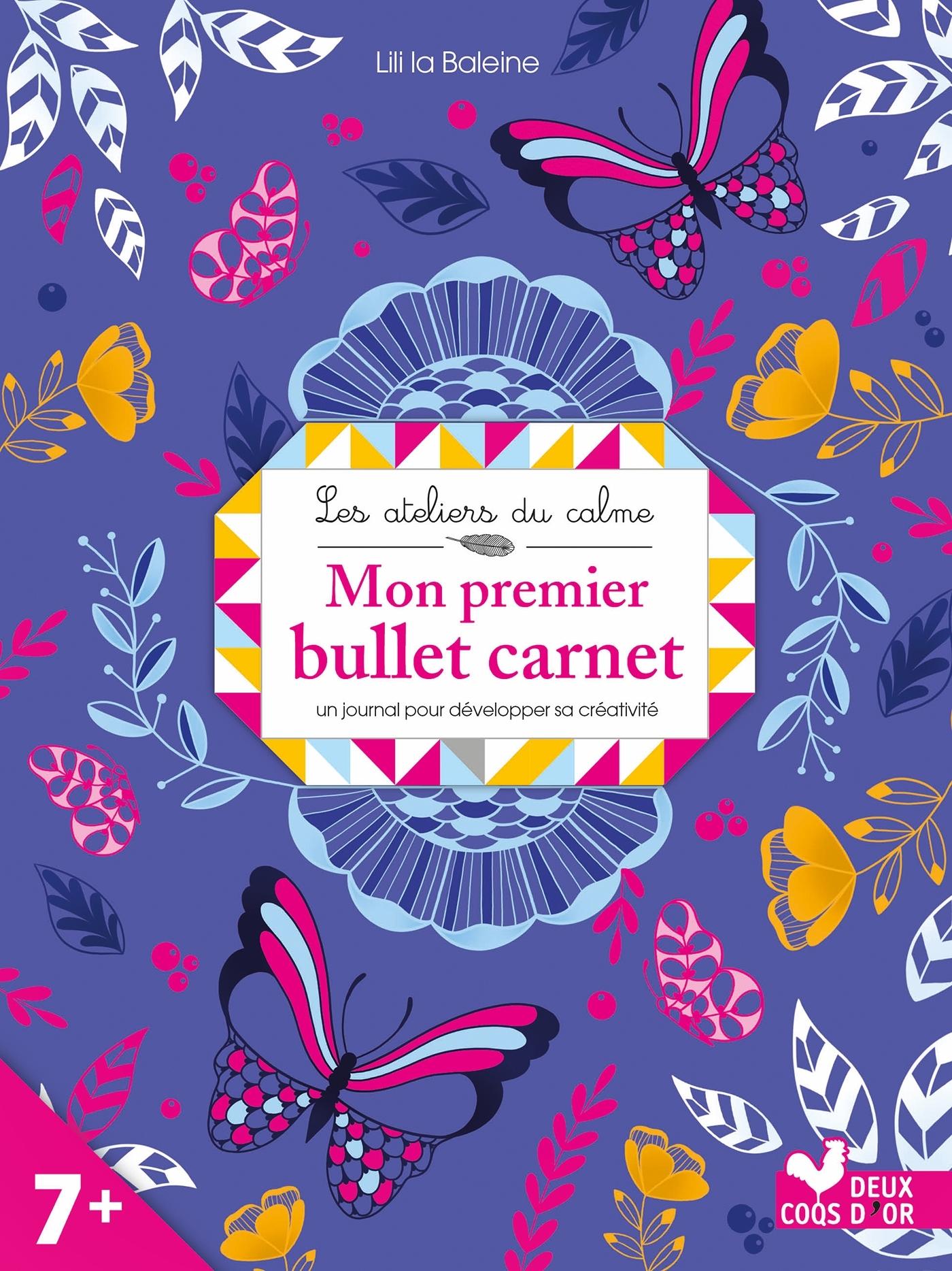 LES ATELIERS DU CALME - 23186 - MON PREMIER BULLET CARNET