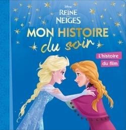 REINE DES NEIGES - MON HISTOIRE DU SOIR [TOUT CARTON]