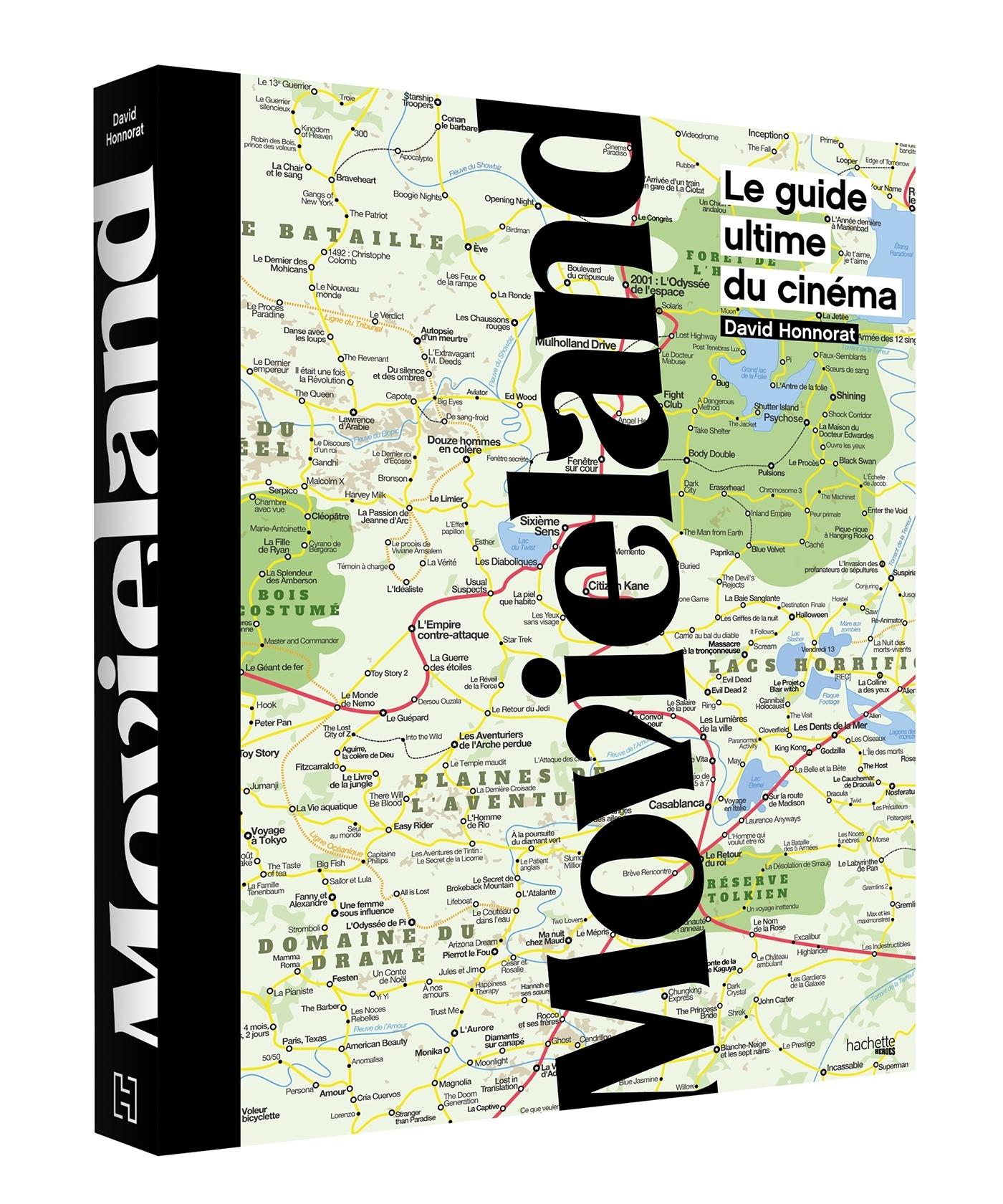 MOVIELAND - LE GUIDE ULTIME DU CINEMA