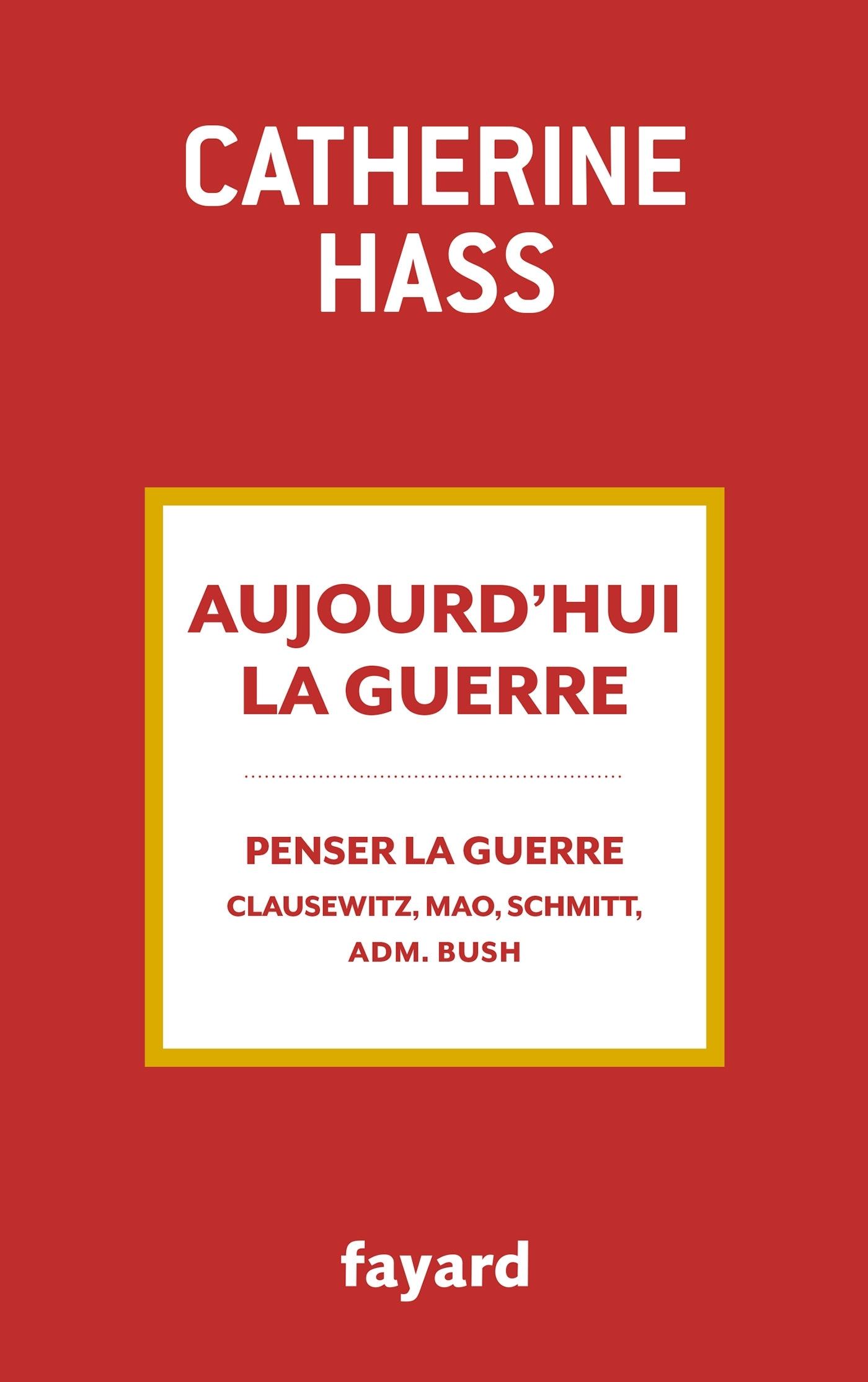 AUJOURD'HUI LA GUERRE