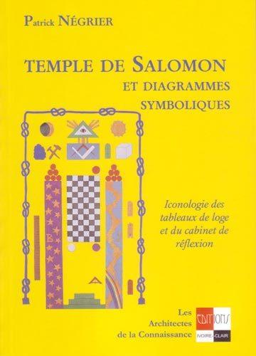 TEMPLE DE SALOMON ET DIAGRAMMES SYMBOLIQUES