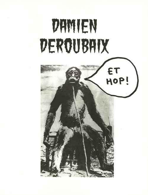 DAMIEN DEROUBAIX  CONCERTO POUR DETRAQUES (PART. II)