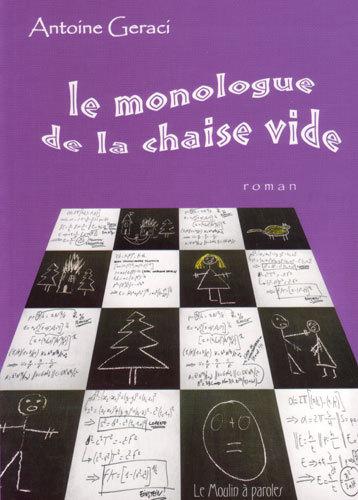 LE MONOLOGUE DE LA CHAISE VIDE