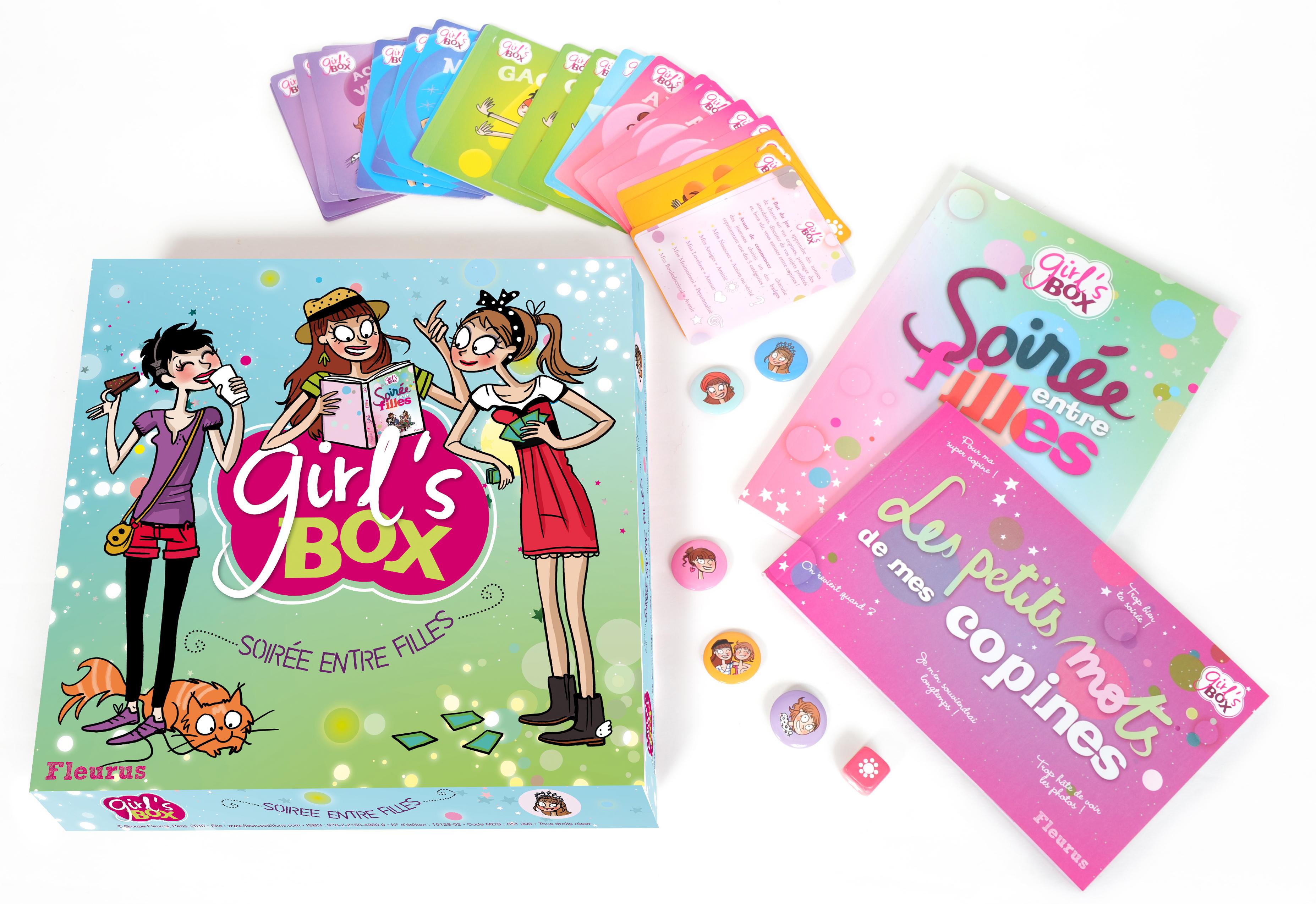 GIRL BOX - SOIREE ENTRE FILLES!