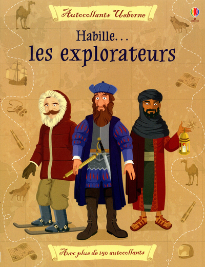 HABILLE : LES EXPLORATEURS