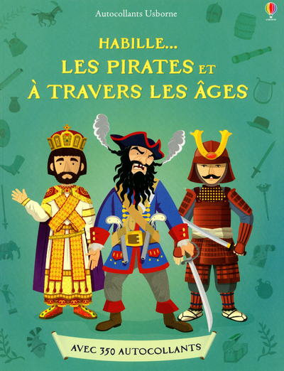 HABILLE : LES PIRATES ET A TRAVERS LES AGES