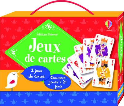 VALISETTE JEUX DE CARTES