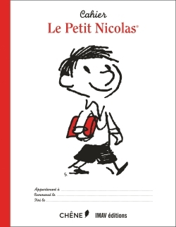 CAHIER LE PETIT NICOLAS
