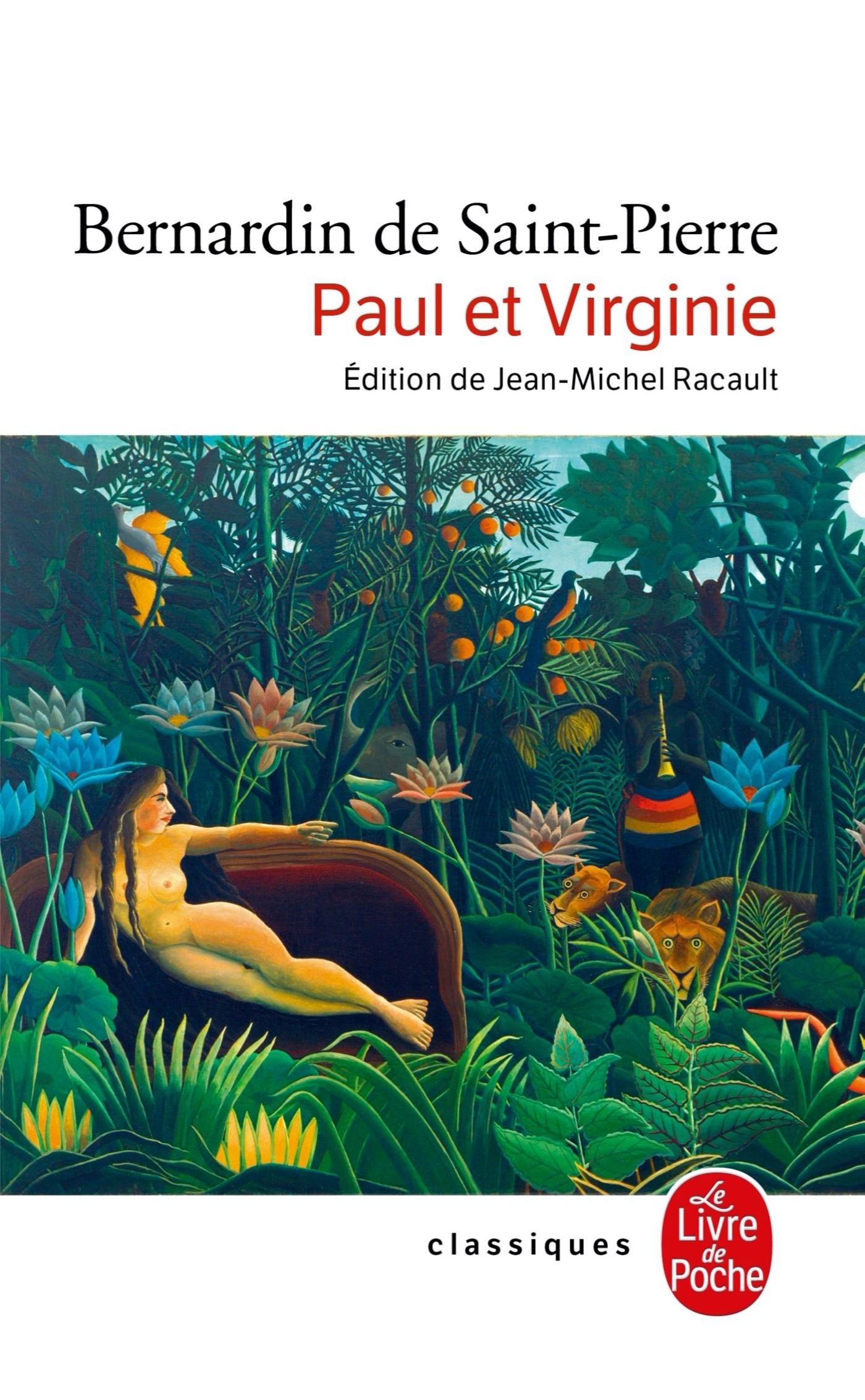 PAUL ET VIRGINIE (NOUVELLE EDITION)