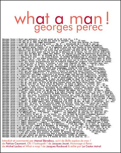 WHAT A MAN !