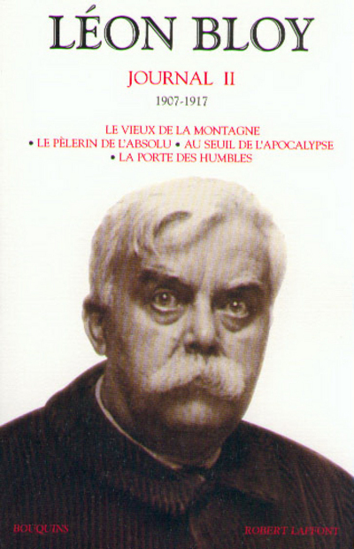 JOURNAL - TOME 2 - LEON BLOY - VOL02