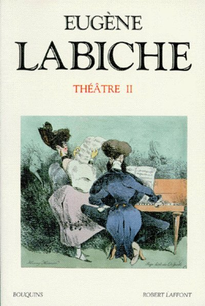 LABICHE - THEATRE - TOME 2 - VOL02