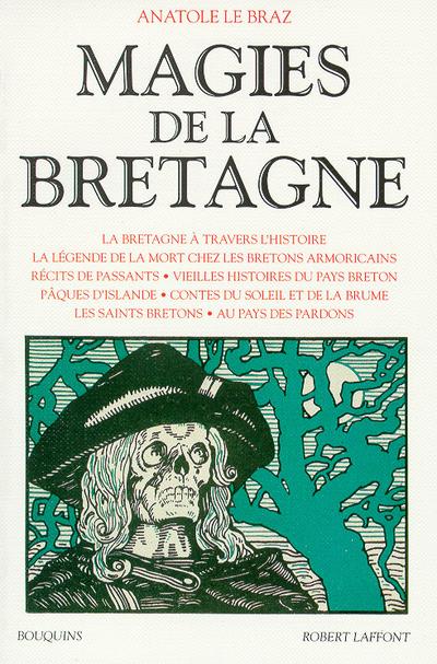 MAGIES DE LA BRETAGNE - TOME 1 - VOL01
