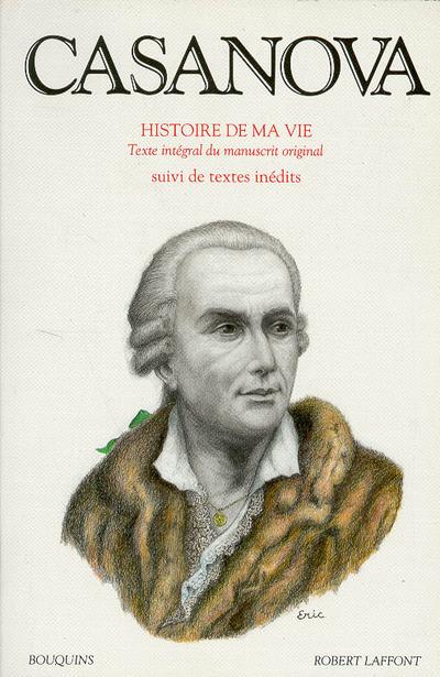 CASANOVA - HISTOIRE DE MA VIE - TOME 2 - VOL02