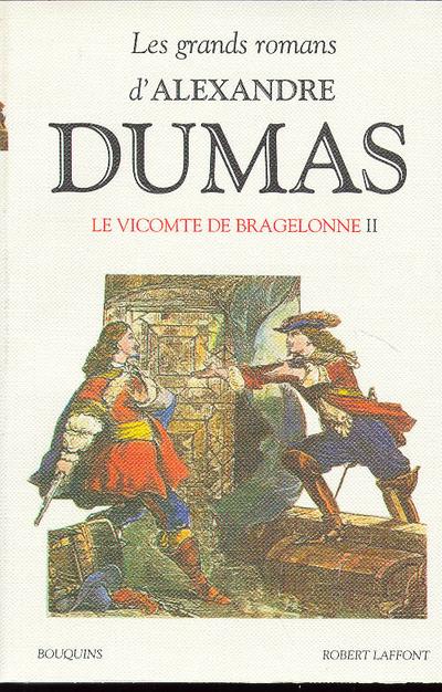 LE VICOMTE DE BRAGELONNE - TOME 2 - VOL02