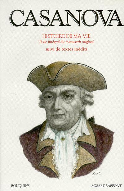 CASANOVA - HISTOIRE DE MA VIE - TOME 3 - VOL03