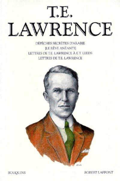 T.E. LAWRENCE - TOME 1 - VOL01