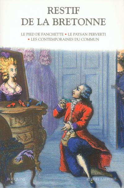RESTIF DE LA BRETONNE - TOME 1 - VOL1