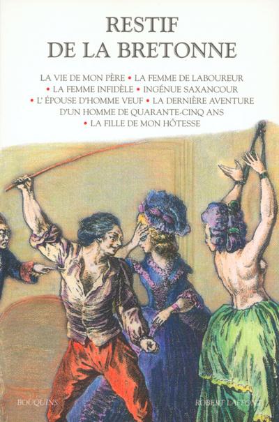 RESTIF DE LA BRETONNE - TOME 2 - VOL2