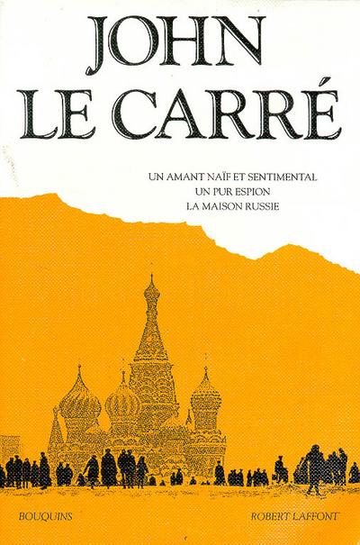 OEUVRES DE JOHN LE CARRE - TOME 3 - VOL03