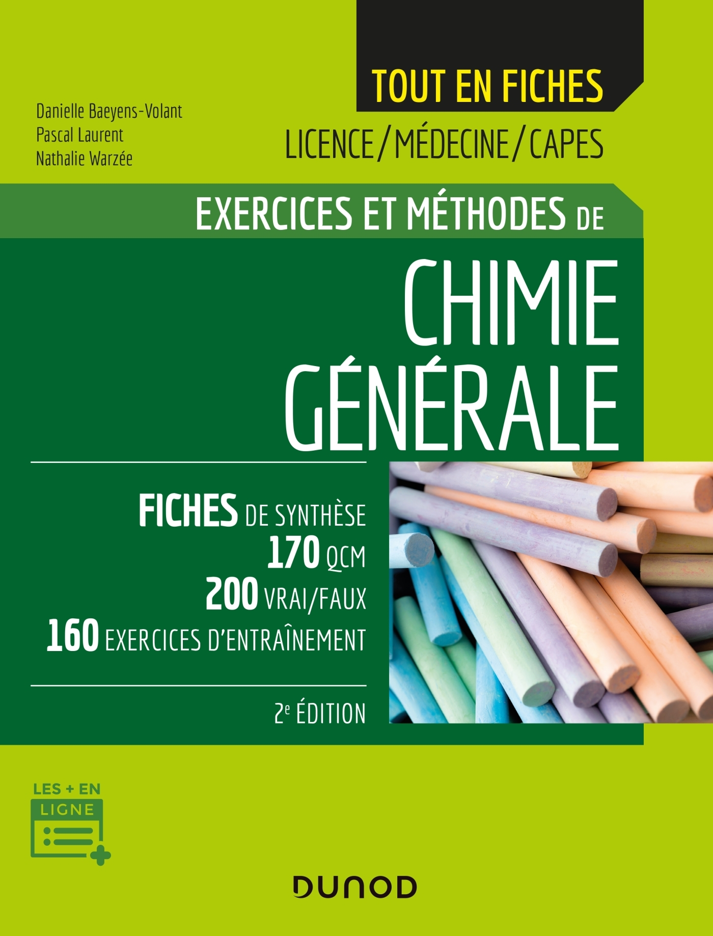 CHIMIE GENERALE - 2E ED. - EXERCICES ET METHODES