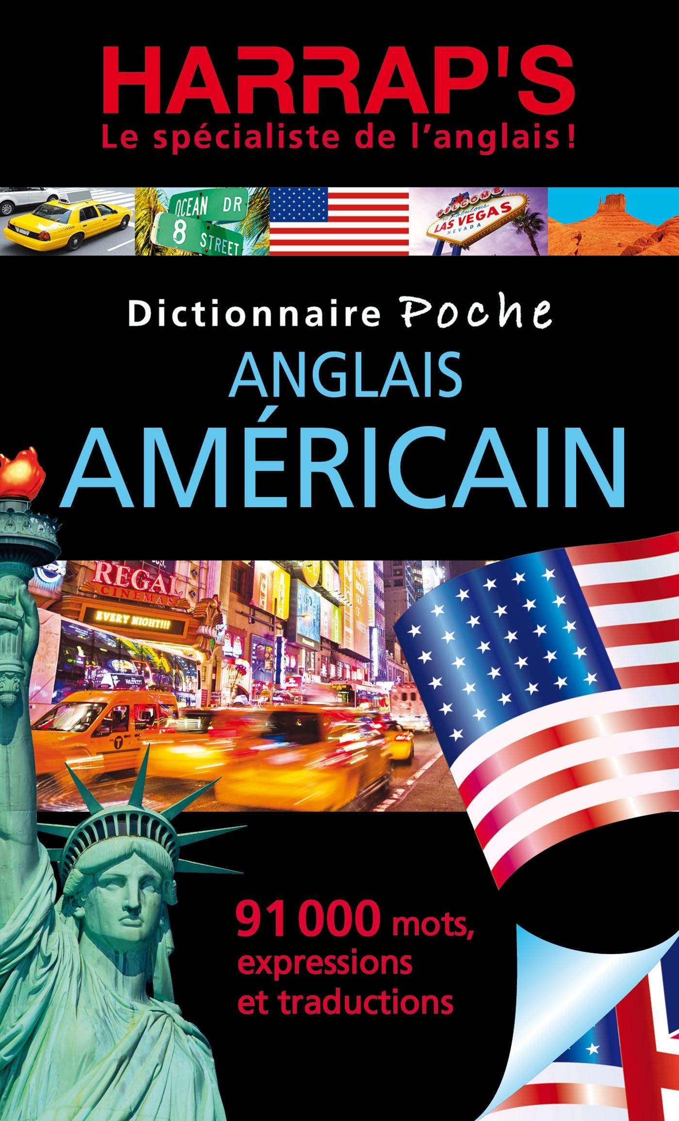 HARRAP'S POCHE ANGLAIS AMERICAIN