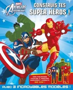 AVENGERS, CONSTRUIS TES SUPER-HEROS