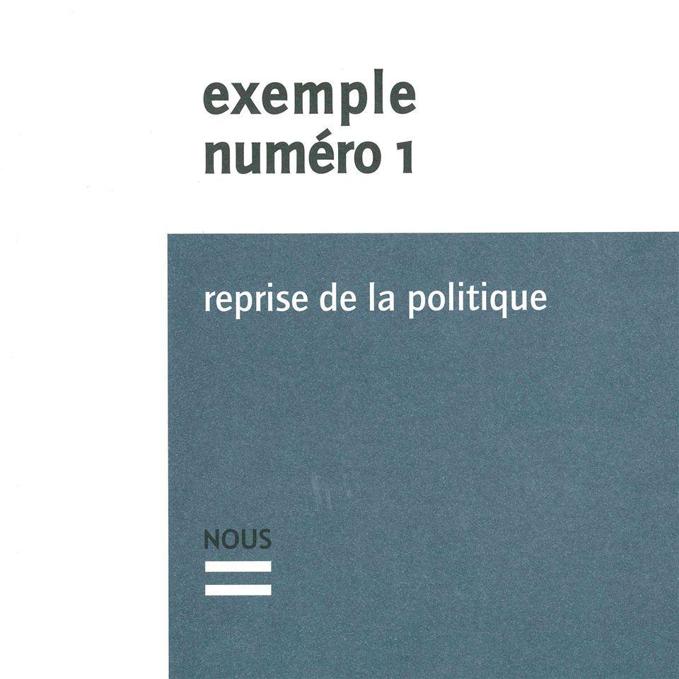 EXEMPLE N 1