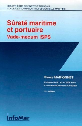 SURETE MARITIME ET PORTUAIRE VADE-MECUM