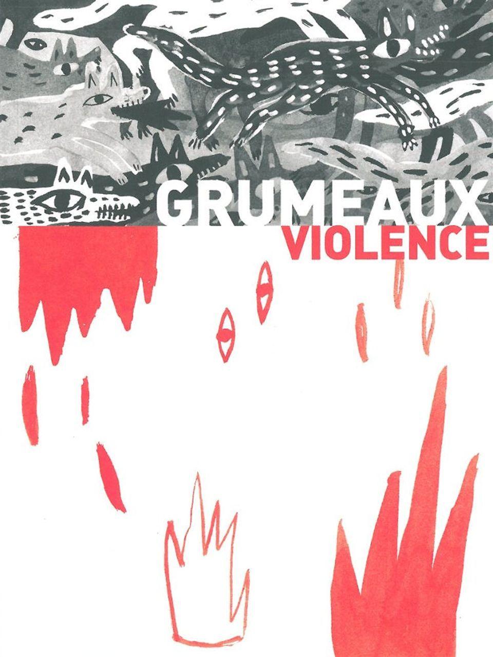 REVUE GRUMEAUX N 3 - VIOLENCE