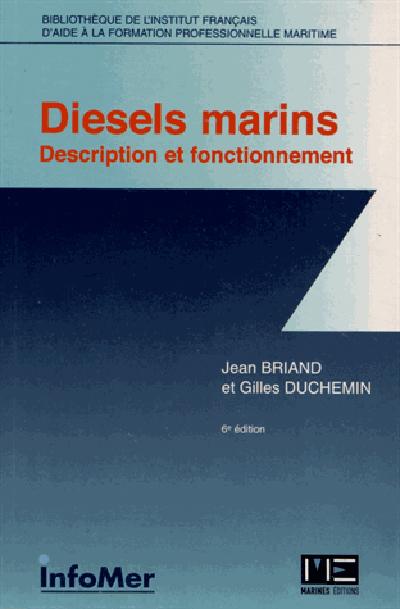 DIESELS MARINS (6E EDIT.)