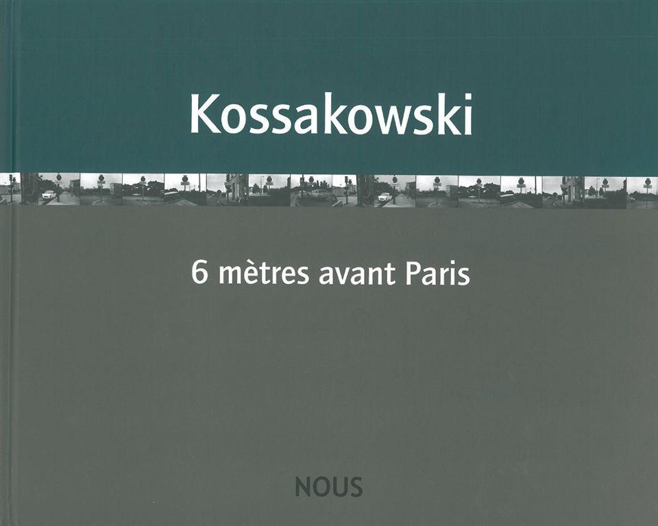 6 METRES AVANT PARIS